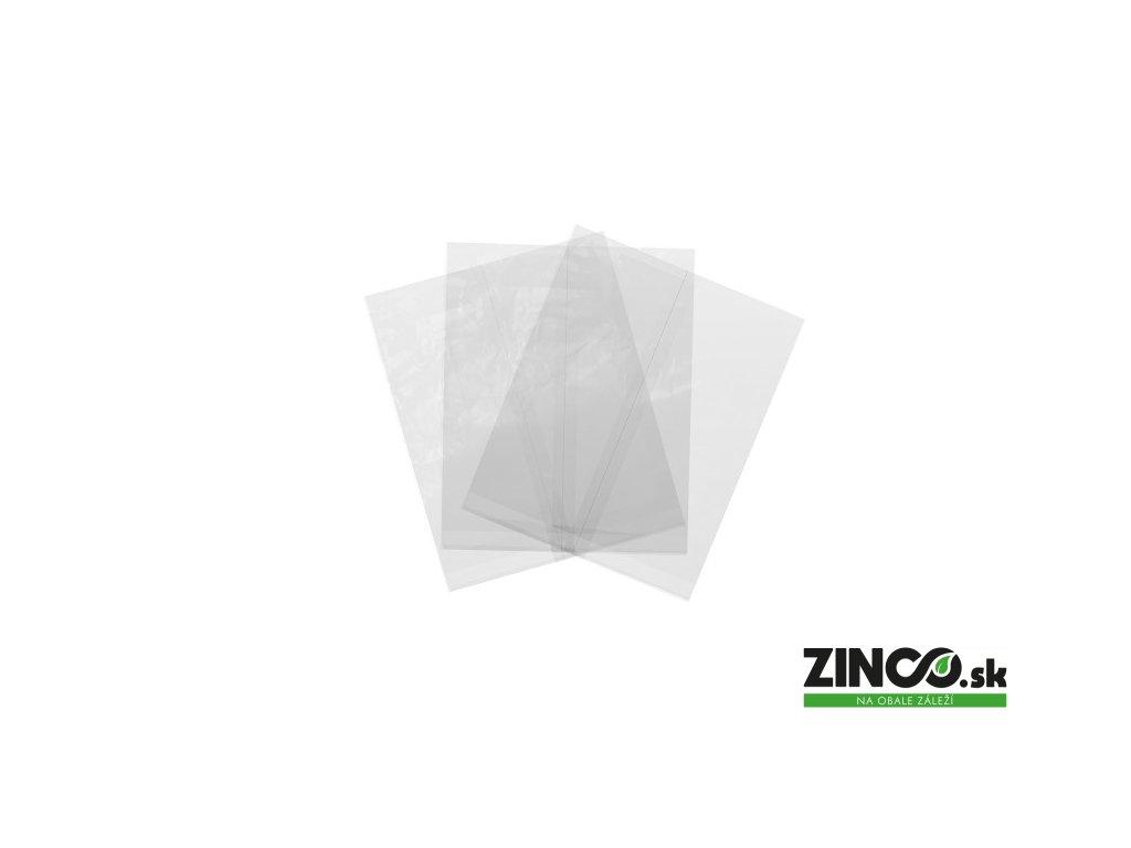VGN5 – Priesvitné vrecká, 22x18 cm (1000 ks)