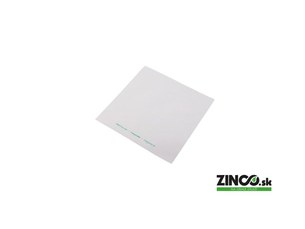 VGB4 – Bio plastové vrecká, 26x26 cm (1000 ks)