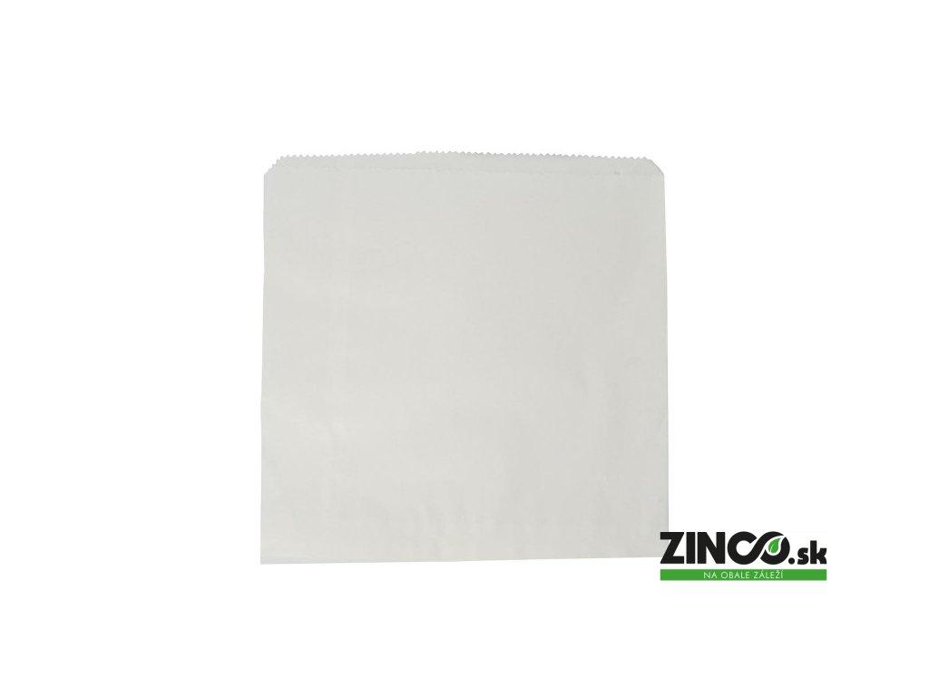 201244S-WH – Papierové vrecko biele