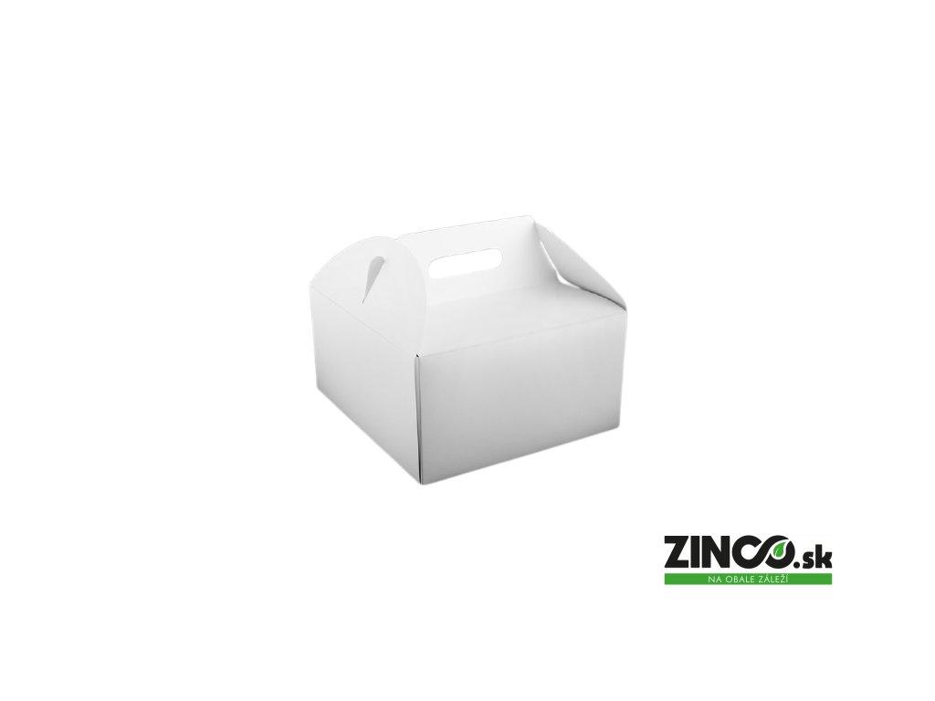 PKU22 – Krabice na tortu s úchytom