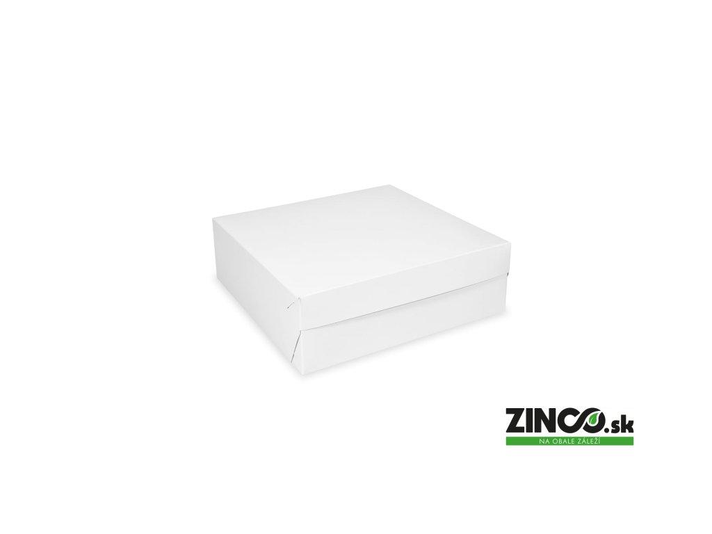 71718 – Krabice na tortu, 18x18x9 cm