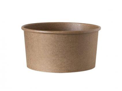 37670 – Papierová miska na jedlo, 1000 ml
