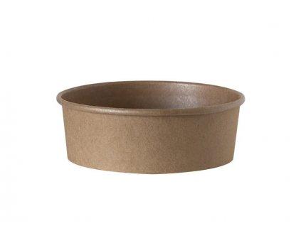 37665 – Papierová miska na jedlo, 500 ml