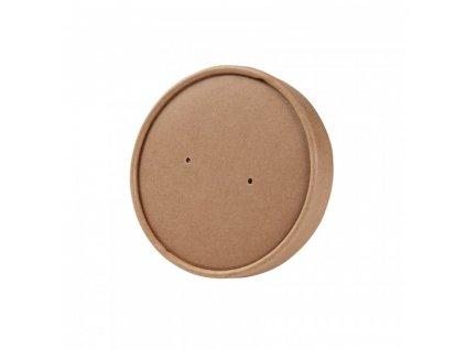 27572 – Veko na okrúhlu misku, ⌀ 90 mm, 350 ml