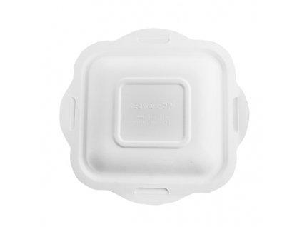 V4-GLB – Veko na misku obdĺžnikové, 550-1000 ml