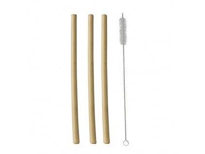87526 – Bambusové slamky (12 ks)