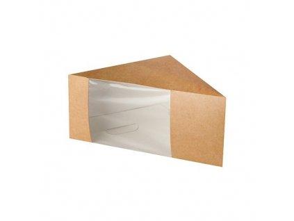 85690 – Sendvičový box papierový, 82 mm (50 ks)