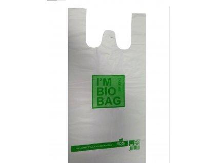 BIO05004 – Bio plastové tašky, 30x60 cm (500 ks)