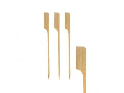 "16730 – Bambusové napichovadlo ""Golf"", 12 cm"