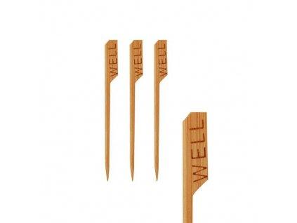 "84873 – Bambusové napichovadlo na steak ""Well"", 9 cm"