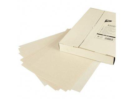 12480 – Nepremastiteľný papierový hárok, 32x22 cm (1000 ks)