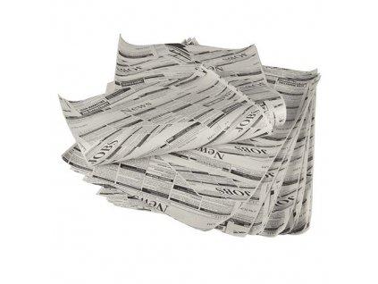 "86725 – Baliaci papier s potlačou ""Newspapers"","