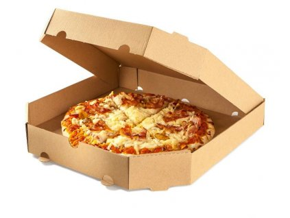 22957 – Papierová krabica na pizzu ⌀ 45