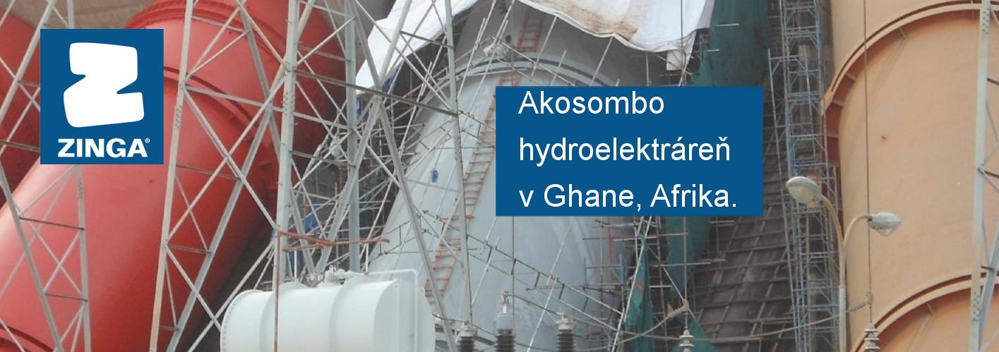 ZINGA - Akosombo