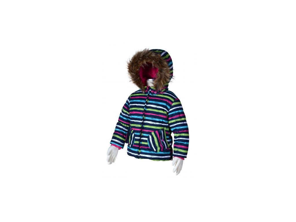 Dívčí lyžařská bunda PIDILIDI PD1002-01 2019