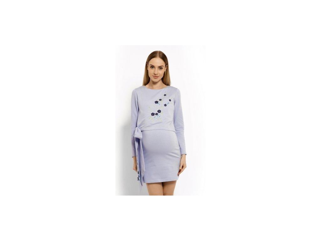 6aad5df082f ... Elegantní těhotenské šaty