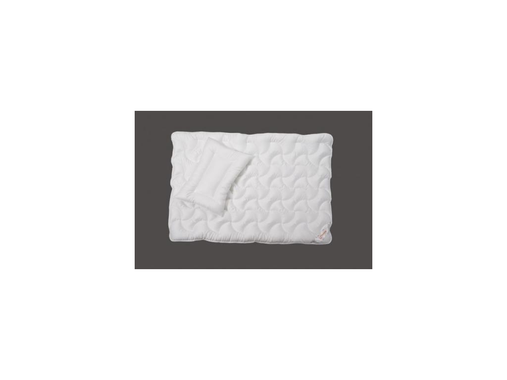 Přikrývka Tencel 100×135 a polštářek 40×60 cm