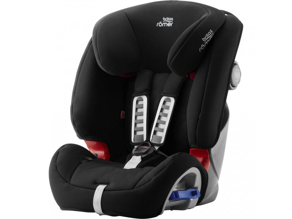 Autosedačka Multi-Tech III, Cosmos Black S