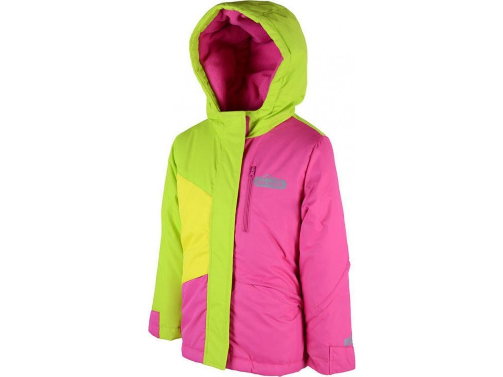 bunda zimní lyžařská, Pidilidi, PD1026-01, holka