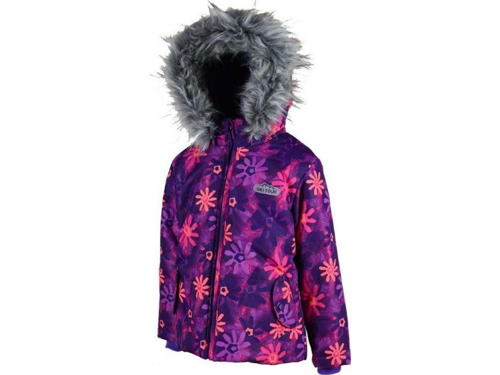 bunda zimní dětská, Pidilidi, PD1034-01, holka 2021