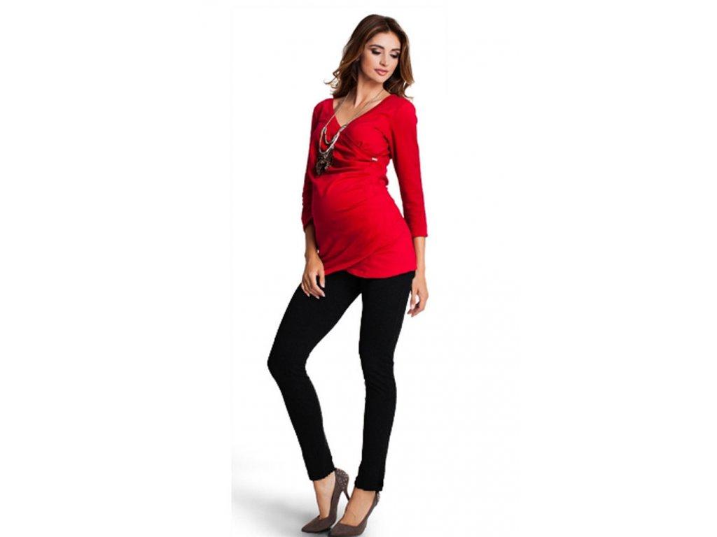 Těhotenské legíny Happymum Comfy leggins