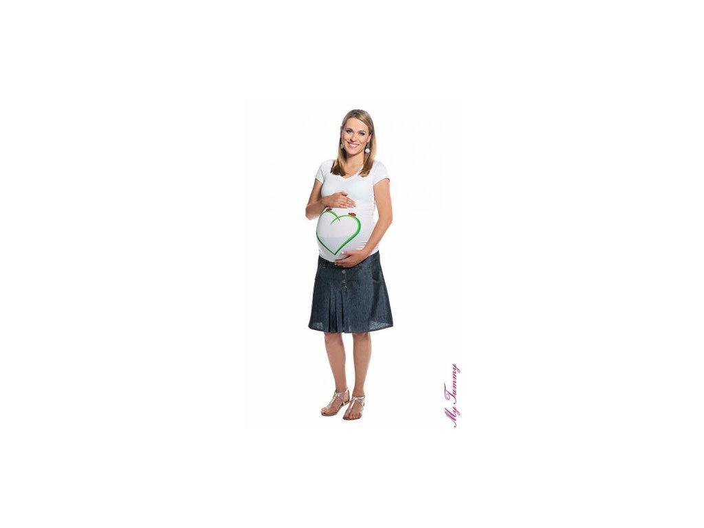 Těhotenská sukně My Tummy