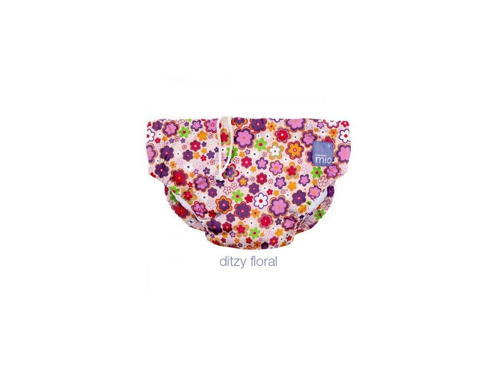 Koupací kalhotky Bambinomio NEW - Ditzy Floral 2020