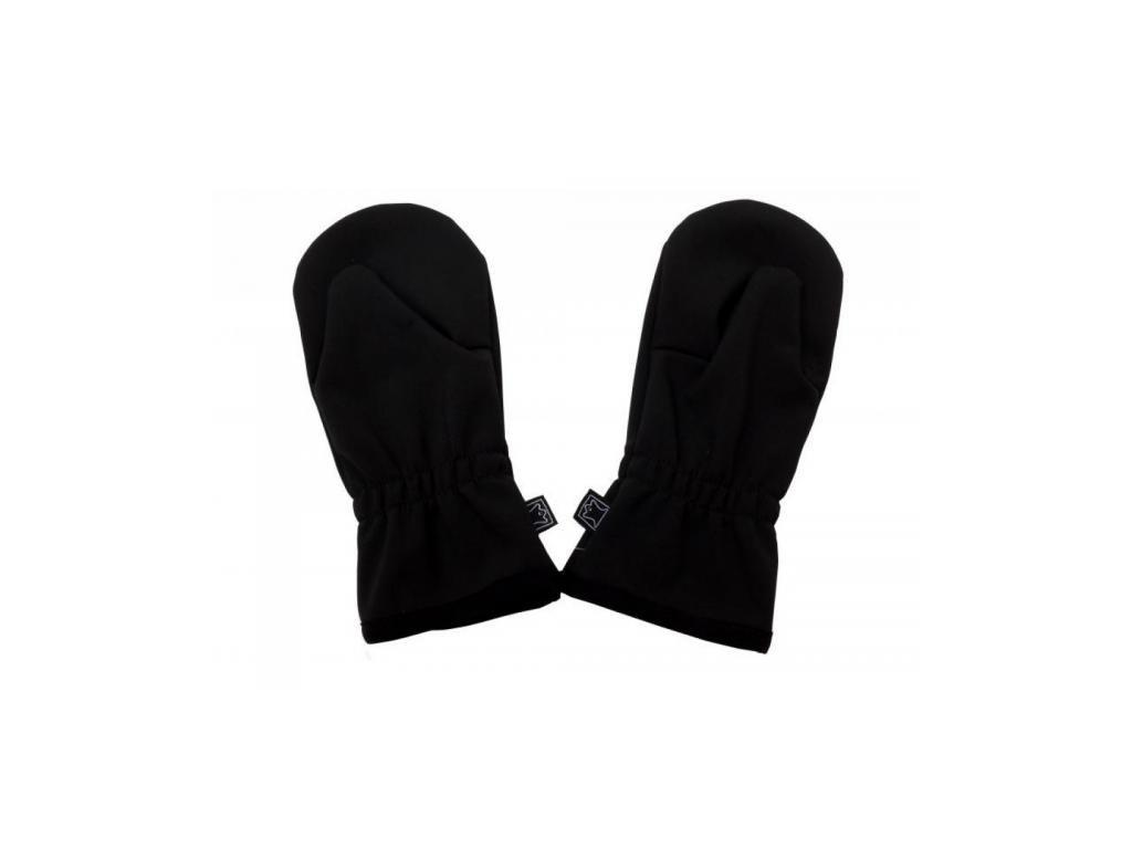 Dětské rukavice Fantom SOFTSHELL bez kožíšku 2021