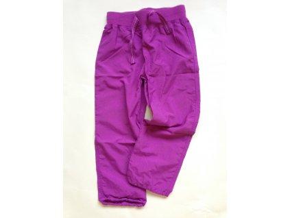 Kalhoty sportovní outdoor PIDILIDI vel.86-158 PD0955-06 fialové 2020
