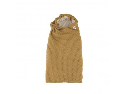 Zavinovačka LODGER Wrapper Newborn Scandinavian Flannel Steel-Grey