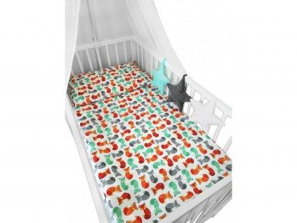 Povlečení do dětské postýlky BABY-TEX 5408-5 2021