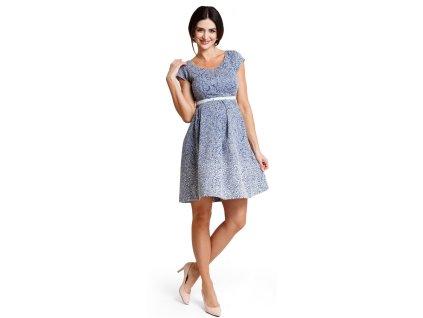 Těhotenský svetr Happymum Nordic beige cardigan 2021