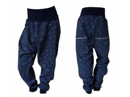 Dětské harémové kalhoty FARMERS jeans star 2020