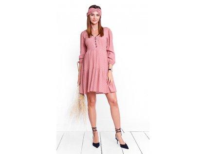 Těhotenské šaty Happymum Ahoj dress 2020