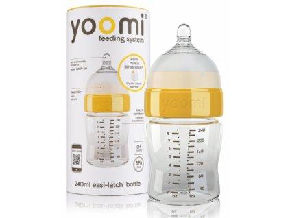 Dětská lahev YOOMI 8oz Bottle - Y18B 2018