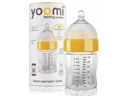 Dětská lahev YOOMI 8oz Bottle - Y18B 2020