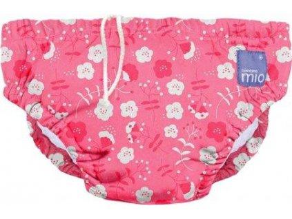 Bambinomio kalhotky koupací Poppy růžová 2021
