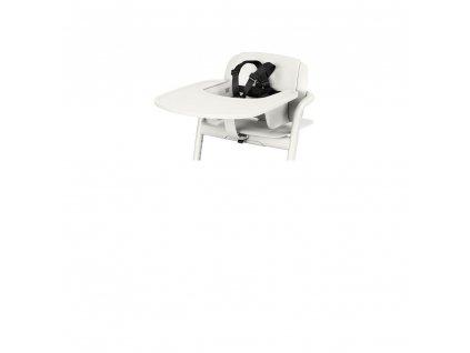 Cybex Lemo Snack Tray Porcelaine White 2021