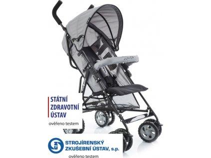 Golfový kočárek Babypoint Junior gray 2020
