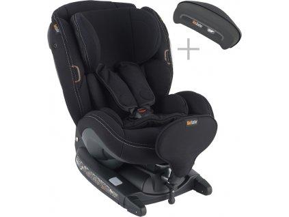 Autosedačka BeSafe IZi Kid i-Size X3 Premium Car Interior Black 2020