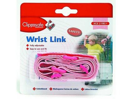 Vodítko na ruku pro dítě, Pink