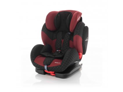 Autosedačka Carrera Fix, Berry Red