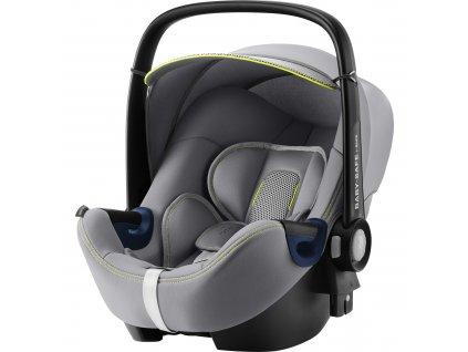 Autosedačka Baby-Safe 2 i-Size, Cool Flow - Silver