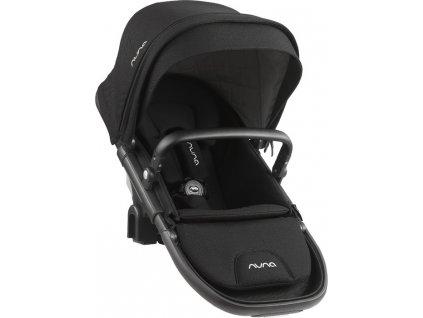 Sportovní nástavba Nuna DEMI grow sibling seat caviar 2020