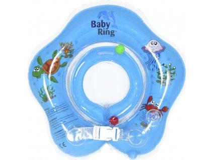 Baby Ring Baby Ring 3-36 měs. modrá