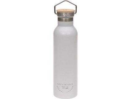 Lässig 4kids Bottle Stainless St. Fl. Insulated 700ml Adv. grey