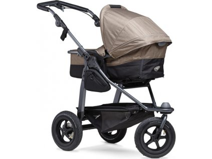 TFK                                                                              Mono combi pushchair - air wheel brown