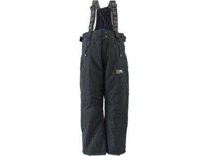 kalhoty zimní lyžařské, Pidilidi, PD1008-10, černá