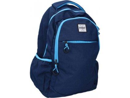 Batoh modrý 32x16x46,5cm, Eurocom, W001459