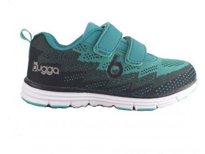 boty sportovní tenisky OUTDOOR, Bugga, B00158-09, šedá